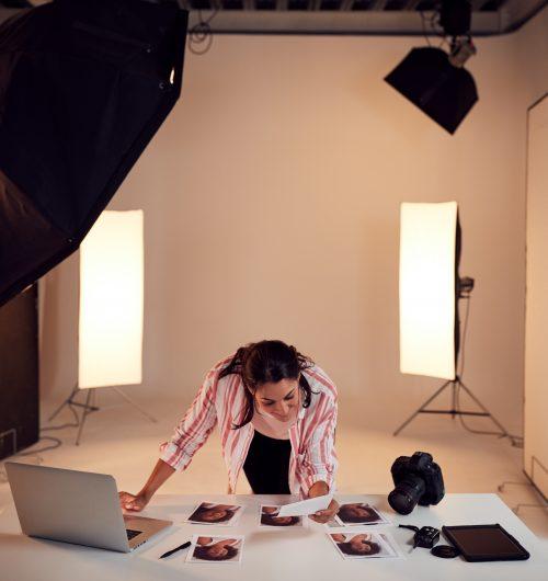 Le matériel indispensable pour être photographe